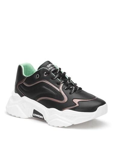 Dark Seer Ds.Pmd239K2120 Sneaker 2021 Kadın Siyah
